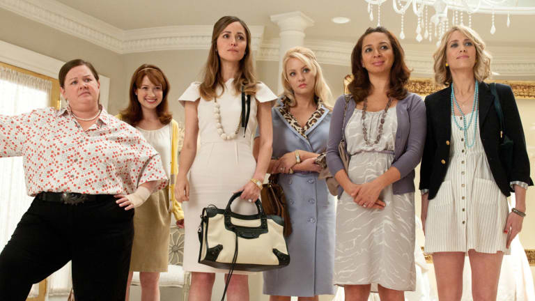 10 Things You May Not Know About 'Bridesmaids'