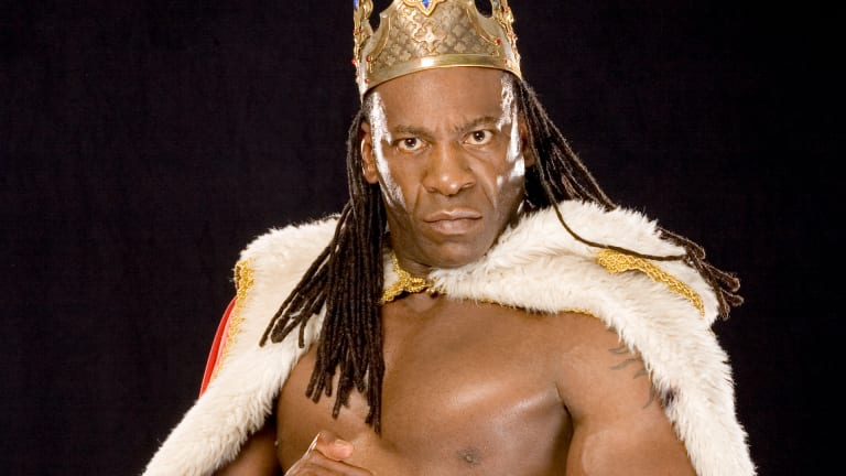 Inside Booker T's Humble Beginnings and Rise to WWE Superstar