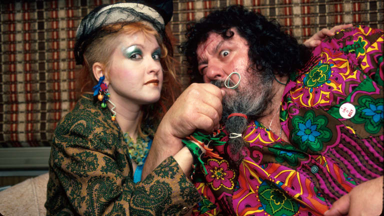 How Cyndi Lauper Helped Raise the Popularity of the WWE