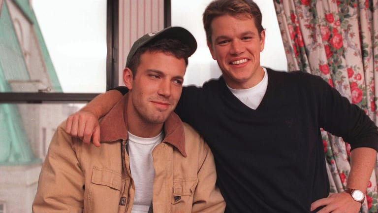 Ben Affleck and Matt Damon: How The Friends Went From 'Drama Geeks' to Hollywood Stars