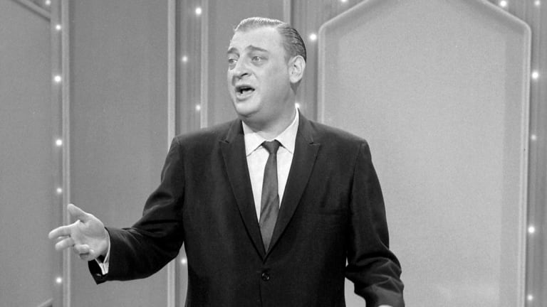 Rodney Dangerfield's 'I Don't Get No Respect' Was Inspired by His Rough Childhood