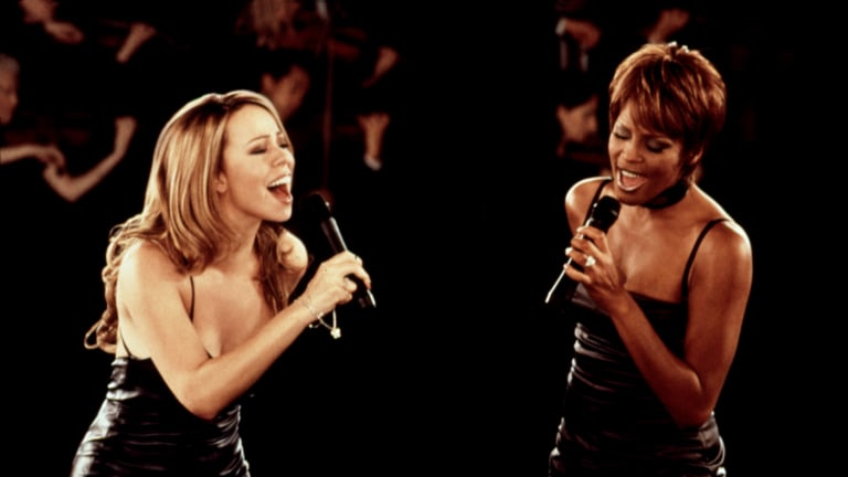 Whitney Houston and Mariah Carey: The Truth Behind the Singers' Feud