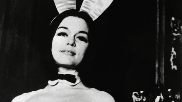 Inside Gloria Steinem's Month as an Undercover Playboy Bunny