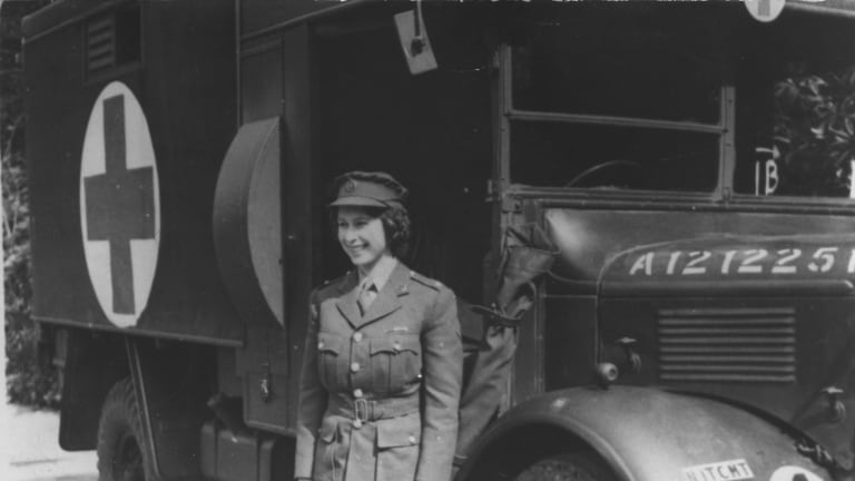 Queen Elizabeth II's Surprising Military Role During World War II