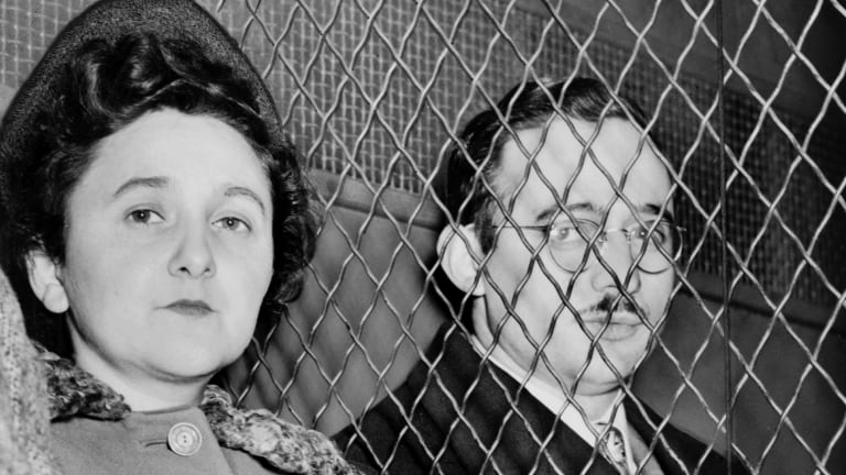 Julius and Ethel Rosenberg: Their Case, Trial and Death