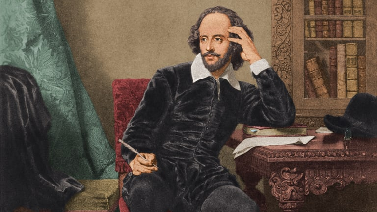 Shakespeare Wrote Three of His Famous Tragedies During Turbulent Times
