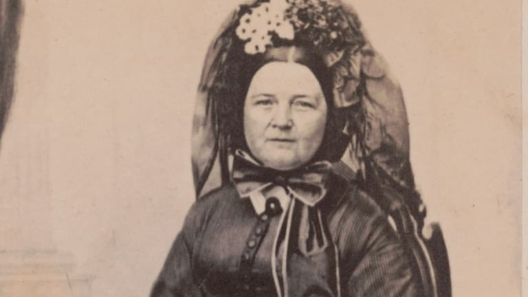 Mary Todd Lincoln Shut Herself in the White House for Weeks After Abraham's Death