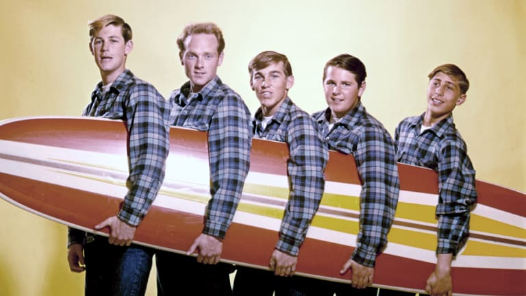 The Many Ups and Downs of the Beach Boys