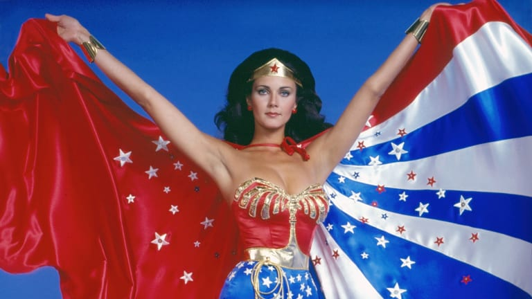 Why 'Wonder Woman's' Lynda Carter Left Hollywood For Washington D.C.