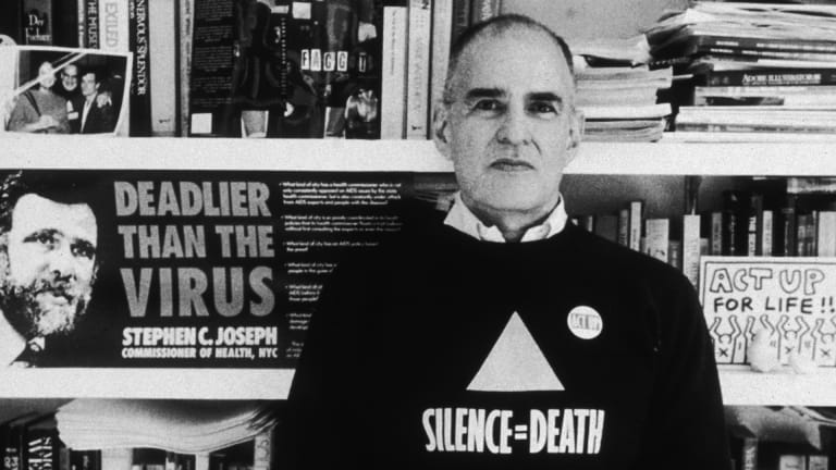 Larry Kramer Captured His Seemingly Hopeless Fight for HIV/AIDS Victims in 'The Normal Heart'
