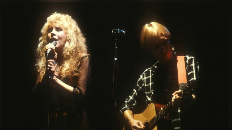 How Stevie Nicks' Obsession With Tom Petty Turned Into a 40-Year Friendship