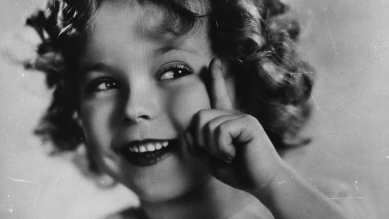 7 Facts About Shirley Temple