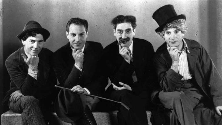The Marx Brothers: Inside the Comedians' Early Life and Travels