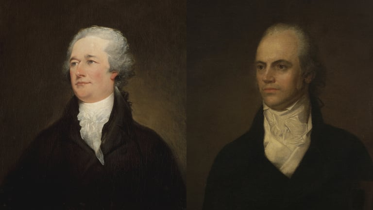 Alexander Hamilton and Aaron Burr's Deadly Rivalry