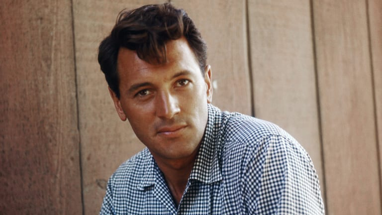 Why Rock Hudson's Decision to Come Out Marked a Turning Point of the Aids Epidemic