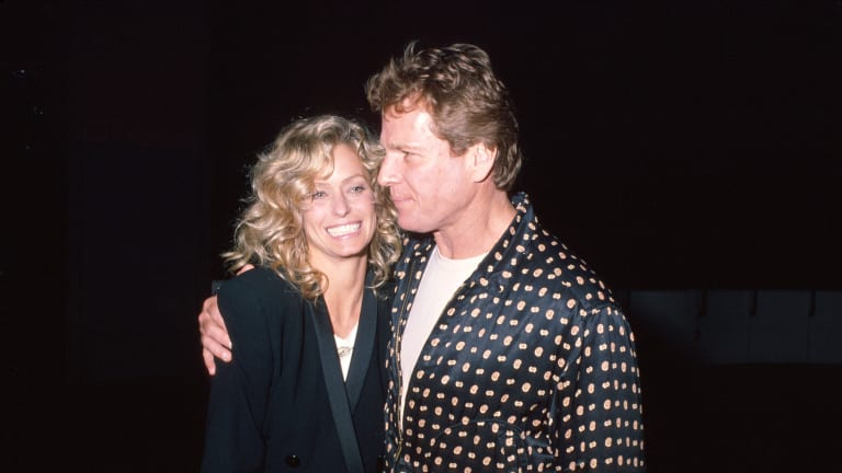Inside Farrah Fawcett and Ryan O'Neal's Rollercoaster Relationship