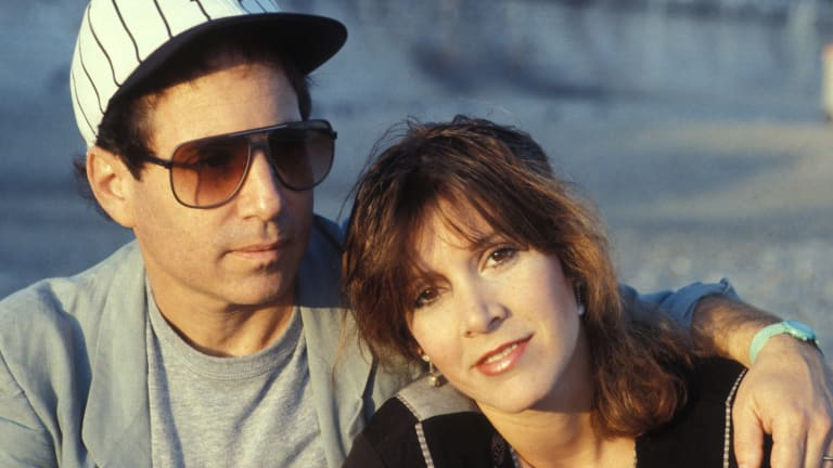 Carrie Fisher and Paul Simon: The Intense Highs and Extreme Lows That Plagued Their 12 Year Romance