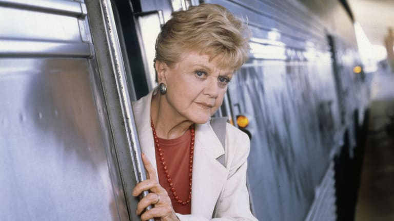 Angela Lansbury Risked Her Career to Star in 'Murder She Wrote'