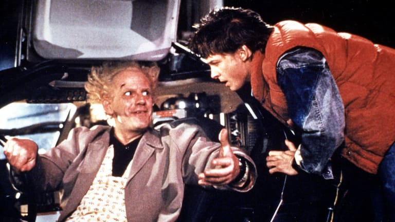 10 Things You May Not Know About the 'Back to the Future' Trilogy
