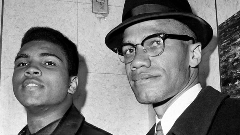 Muhammad Ali and Malcolm X: Inside Their Brief But Impactful Relationship