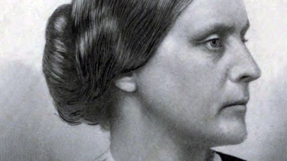 Susan B. Anthony - Mini Biography