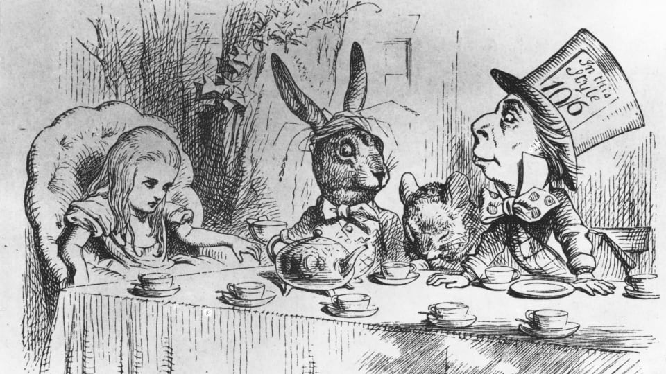 Who is the Real Alice in Wonderland?
