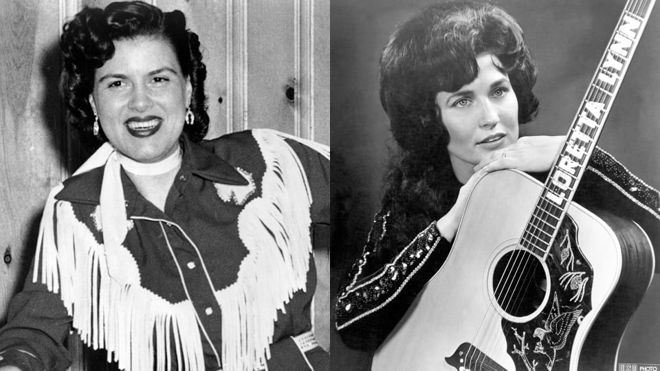 Inside Patsy Cline and Loretta Lynn's Instantaneous and Unbreakable Bond