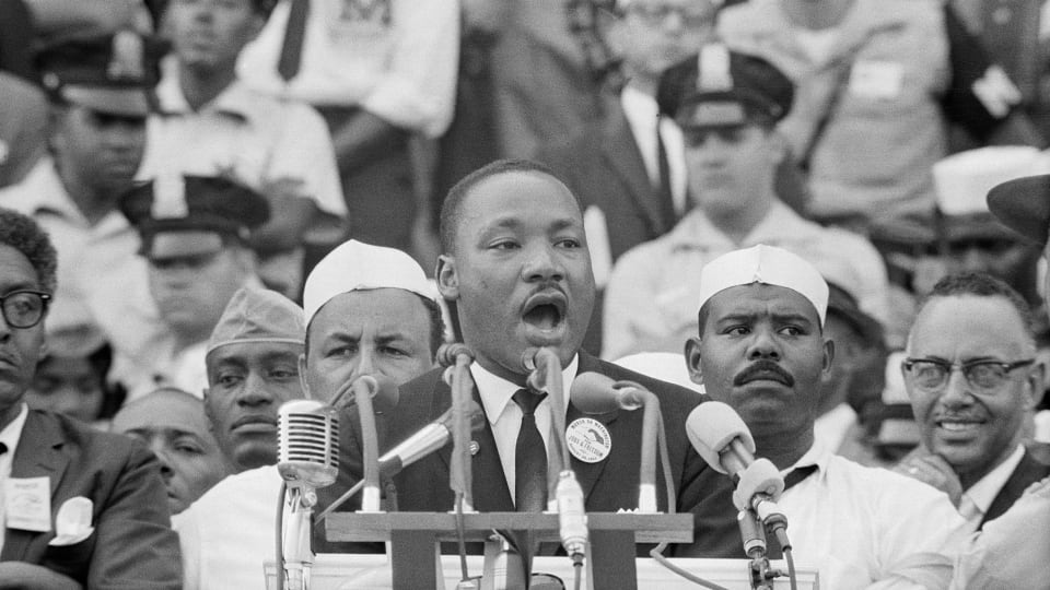 Martin Luther King Jr.'s Famous Speech Almost Didn't Have the Phrase 'I Have a Dream'