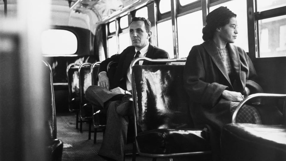 Rosa Parks' Life After the Montgomery Bus Boycott