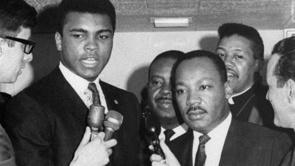 Martin Luther King Jr. and Muhammad Ali's Surprising Secret Friendship