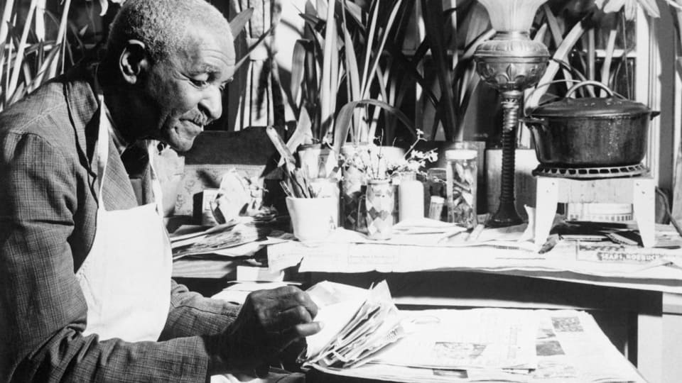 How George Washington Carver Went From Slave to Educational Pioneer