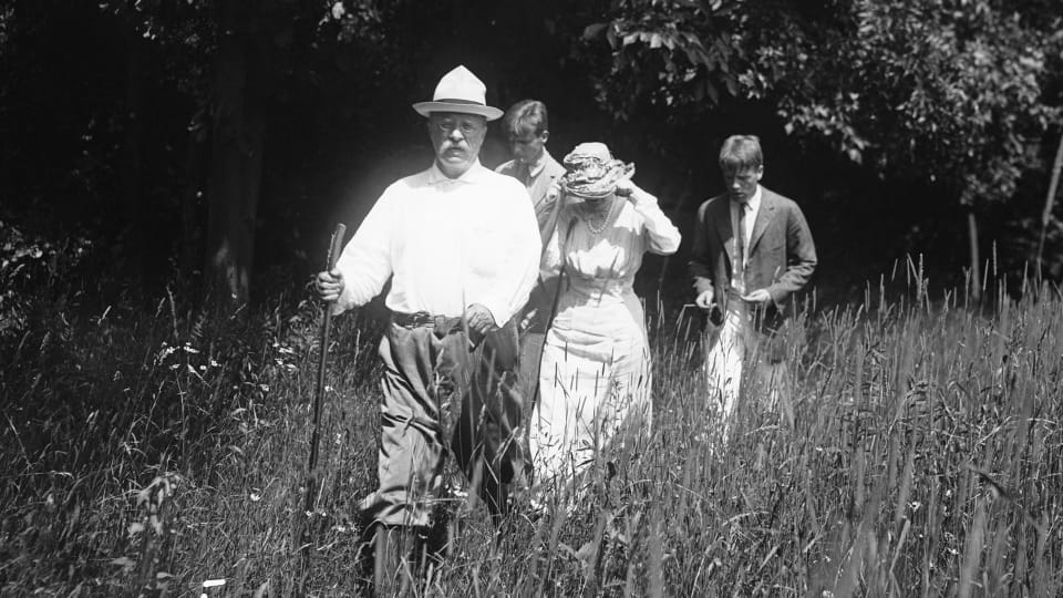 What Theodore Roosevelt's Sagamore Hill Home Reveals About His Personality