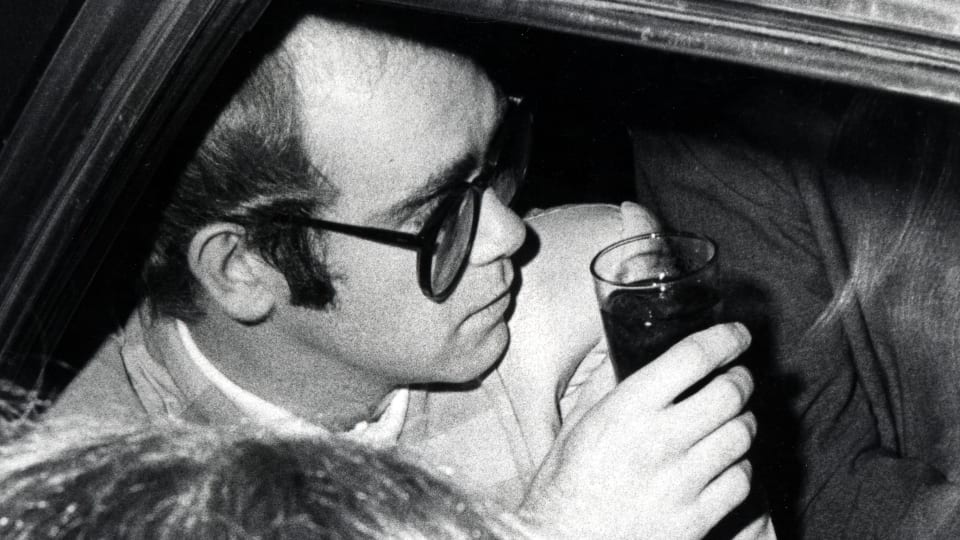 Elton John's Past Struggles With Drugs and Alcohol