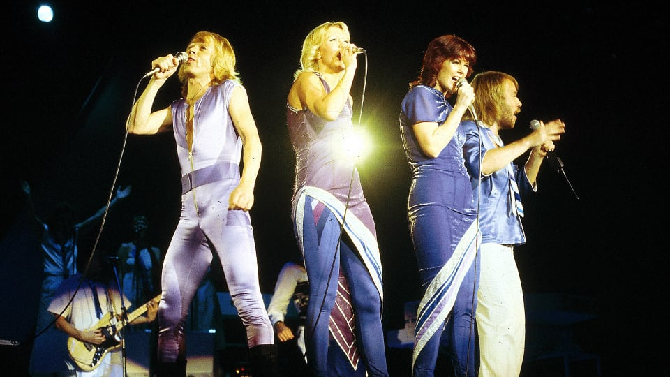 ABBA: Their Long Road to Winning Eurovision and Topping the Music Charts