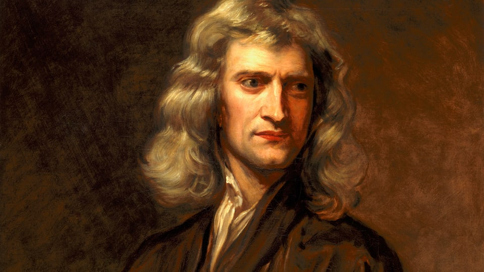 Isaac Newton Changed the World While in Quarantine From the Plague