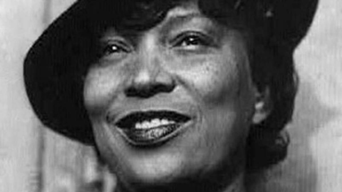 Zora Neale Hurston Quote Book Sweat Biography Setting Of By