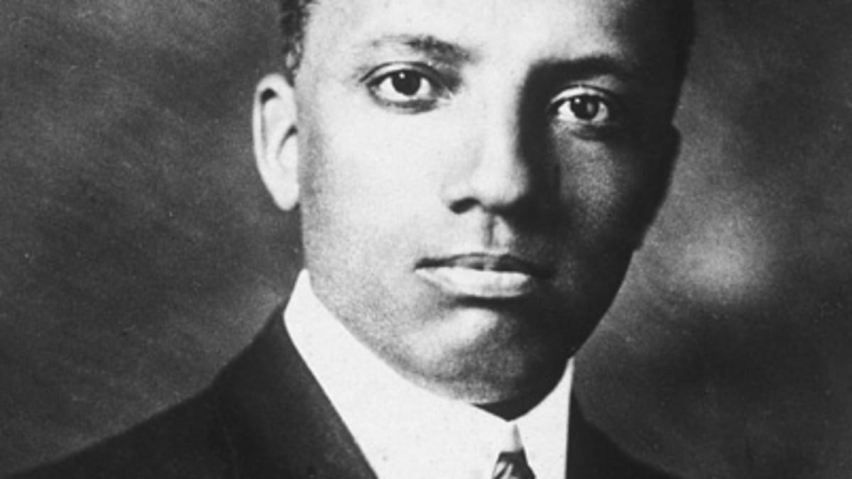 Carter G Woodson Quotes Books Facts Biography
