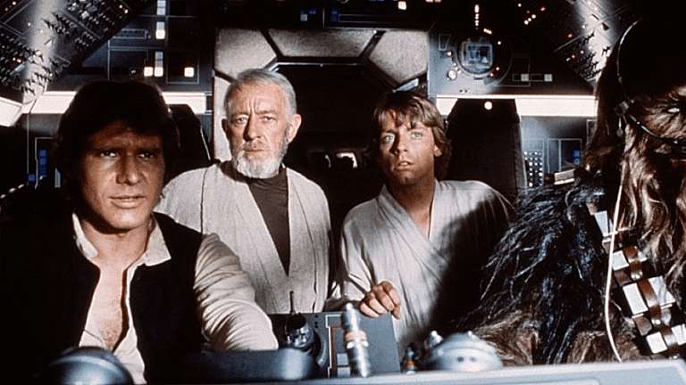 George Lucas and the Origin Story behind 'Star Wars'