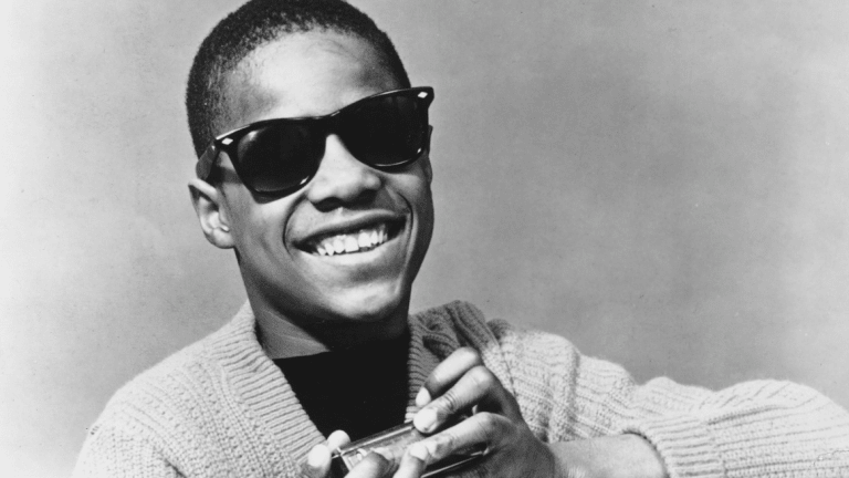 How Stevie Wonder Lost His Sight