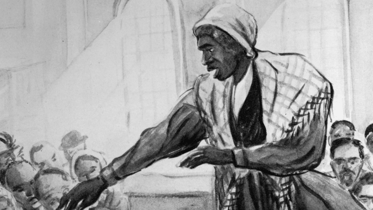 "Sojourner Truth's ""Ain't I a Woman"" Speech May Not Have Contained That Famous Phrase"