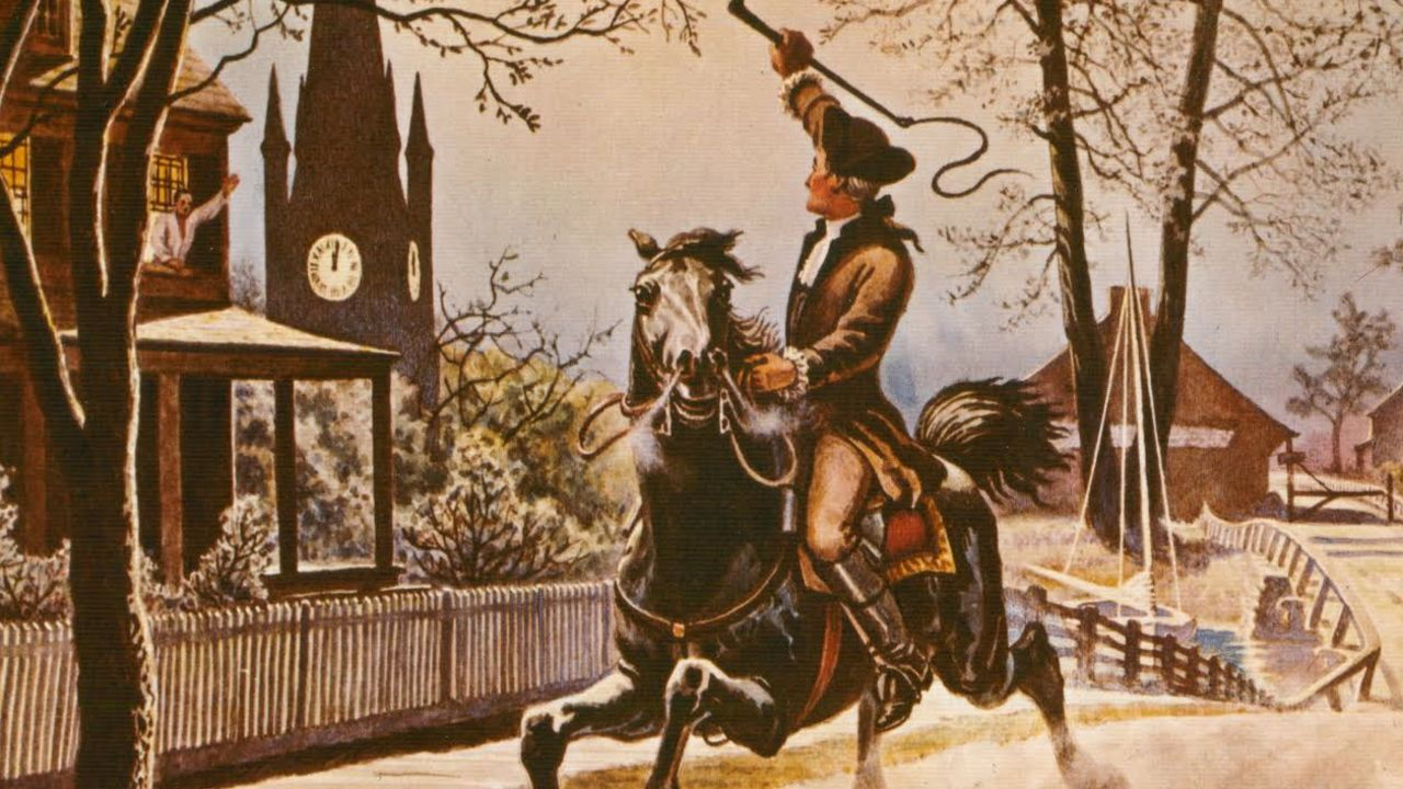the real story of paul revere s ride biography the real story of paul revere s ride