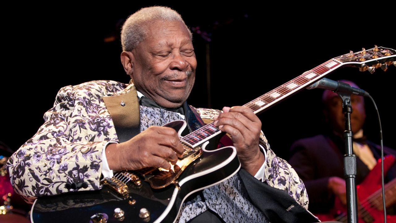 a biography of bb king the singer