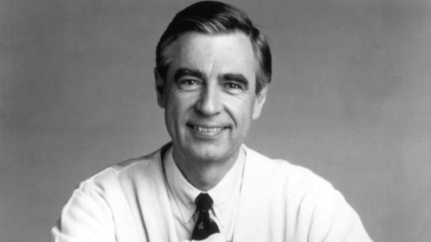 Fred Rogers Took A Stand Against Racial Inequality When He Invited A Black Character To Join Him In A Pool Biography