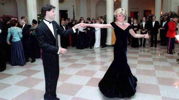 princess diana s surprise dance at the royal opera house biography surprise dance at the royal opera house