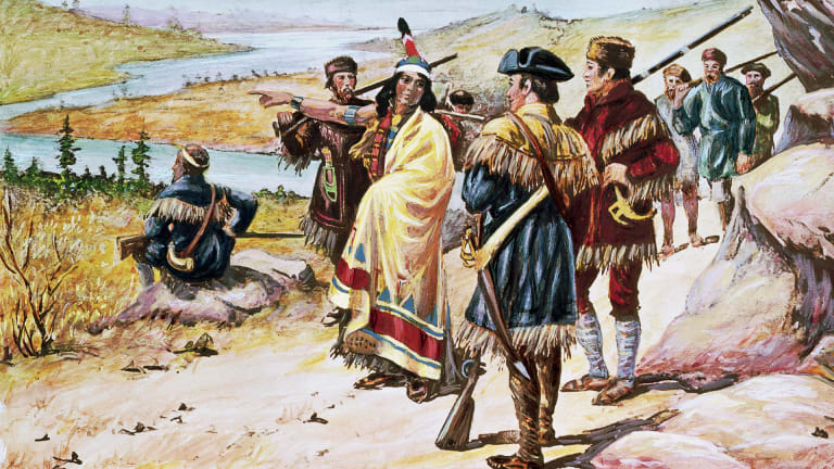 lewis and clark corps of discovery
