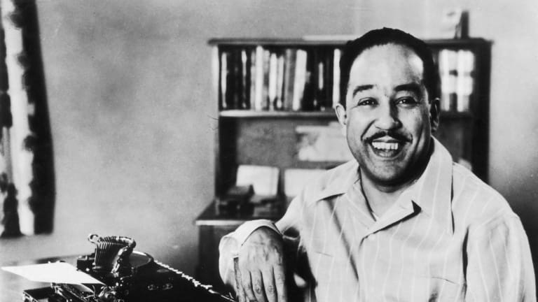 Langston hughes a historical perspective