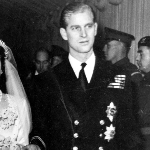 Queen Elizabeth Prince Philip Royal Wedding Photo