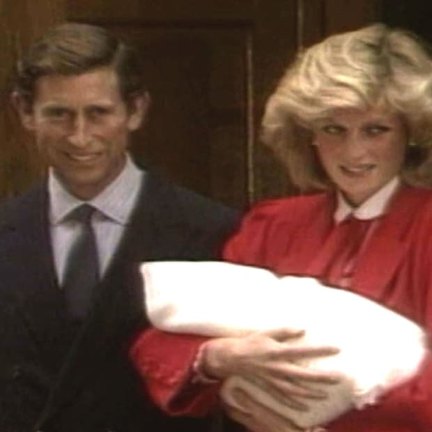 Princess Diana - Becoming a Mother