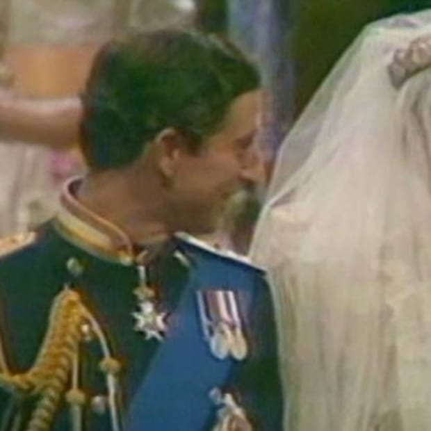 Princess Diana - The Royal Wedding