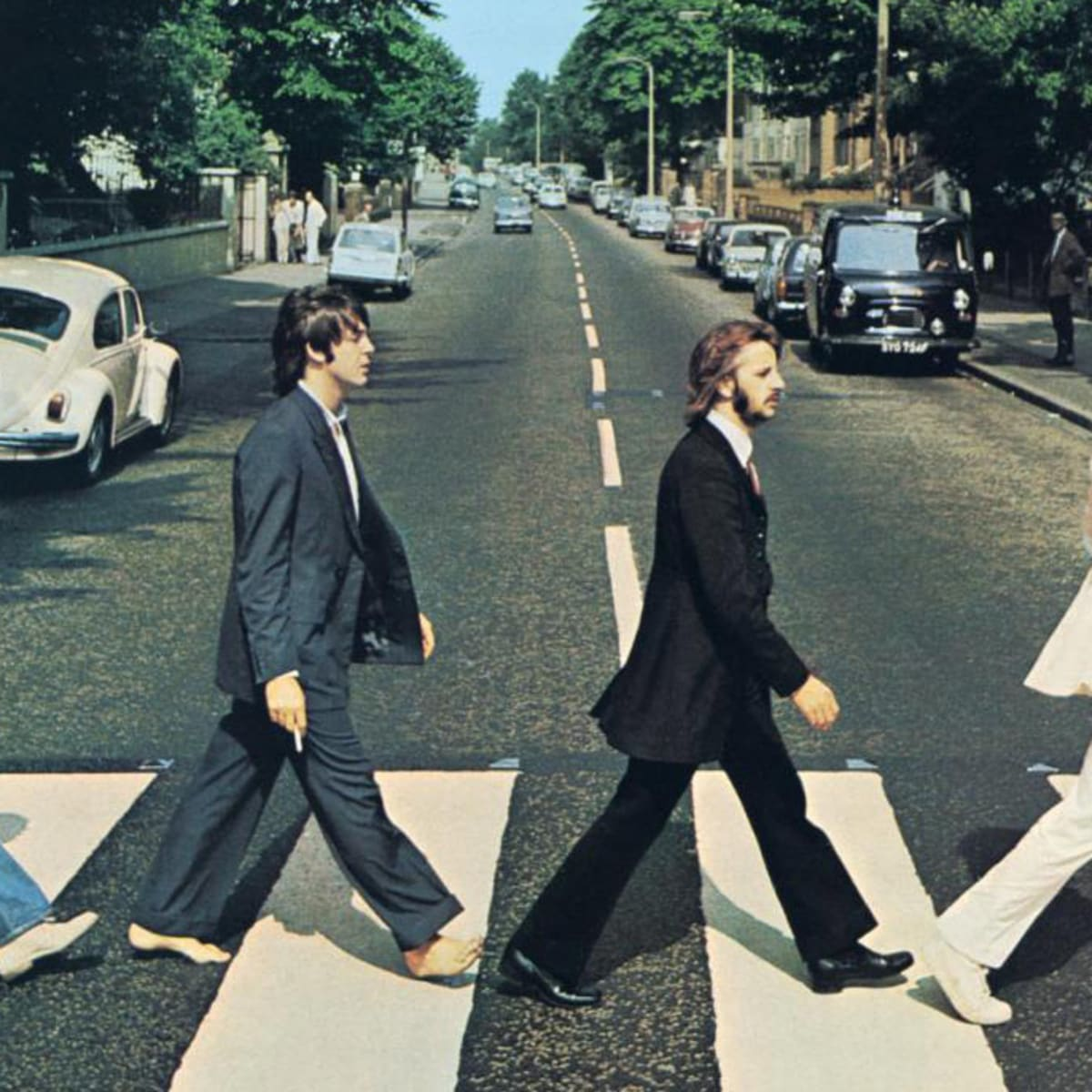 The Kooky Symbolism On The Beatles Abbey Road Album Cover Biography